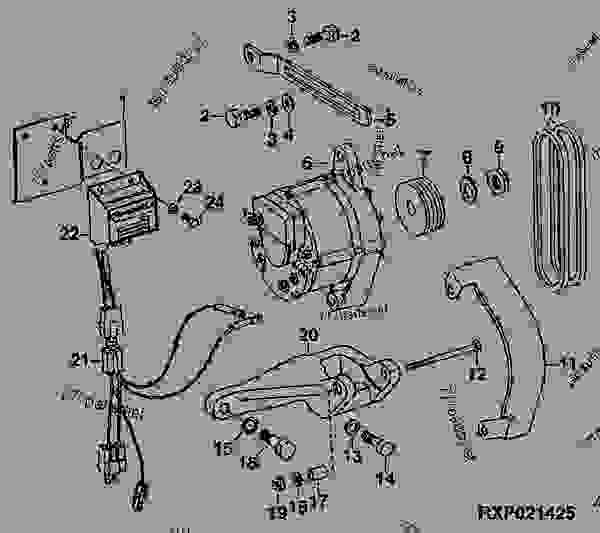 John Deere Gt262 Wiring Diagram