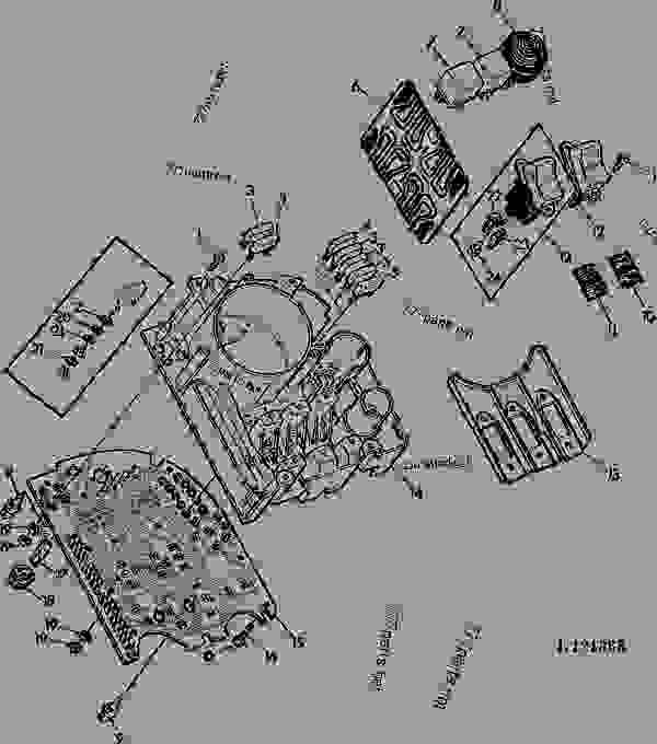 John Deere L130 Wiring Diagram