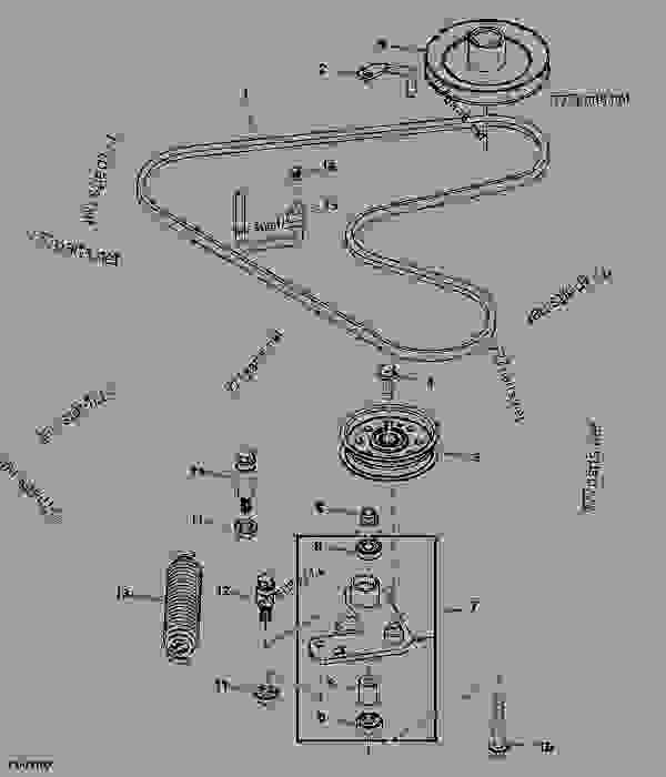 John Deere La145 Wiring Diagram