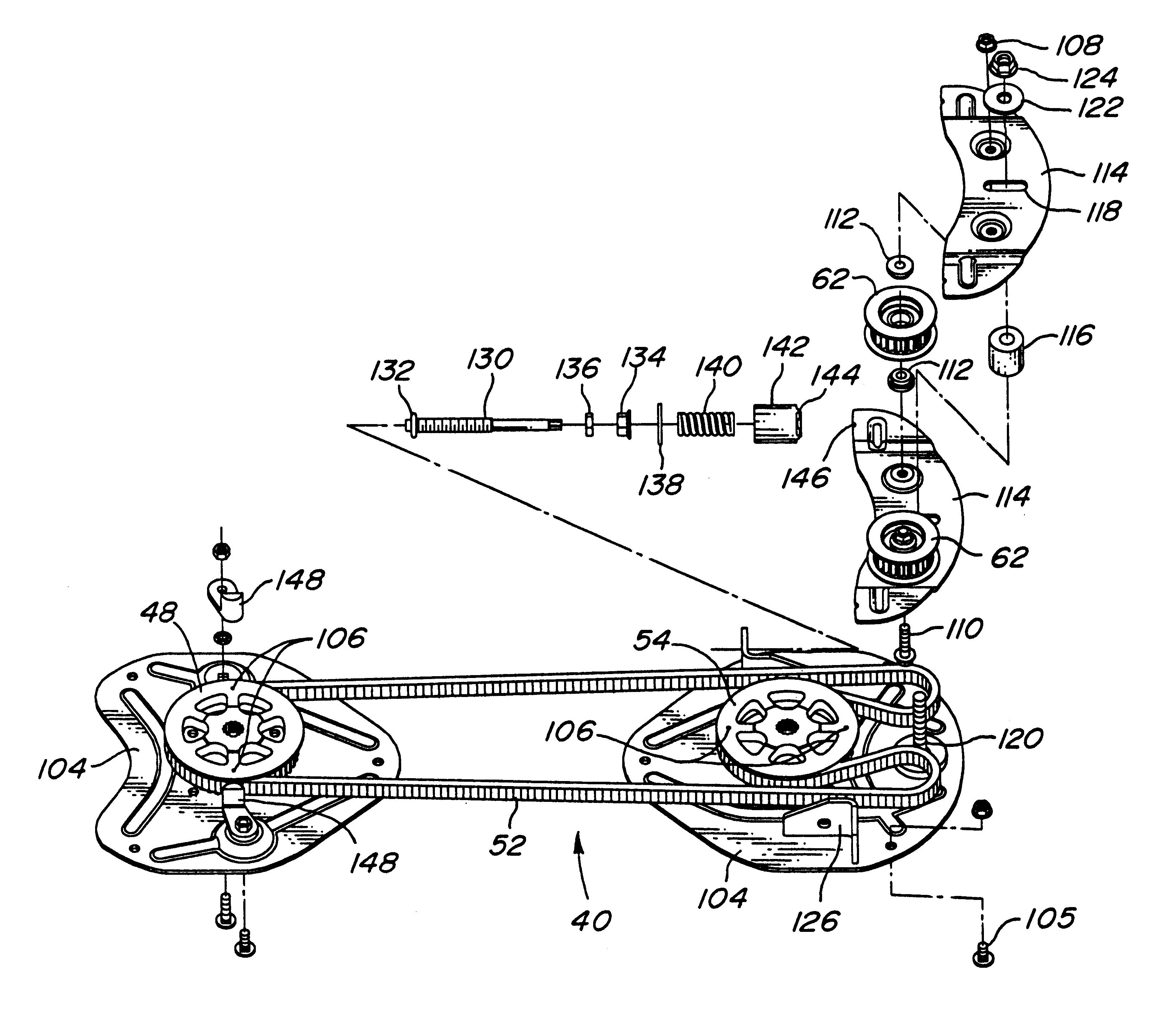 John Deere Lt155 Mower Deck Belt Routing