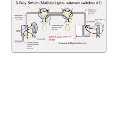 12 3 wire switch diagram [ 1020 x 1320 Pixel ]