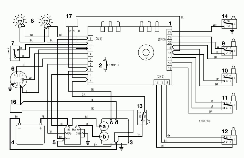John Deere Sabre 15.5 Hp Wiring Diagram