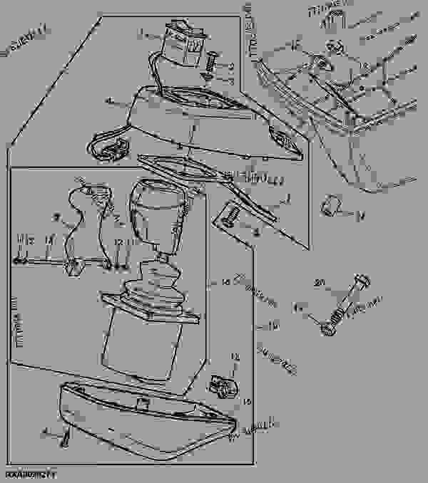 John Deere X360 Wiring Diagram