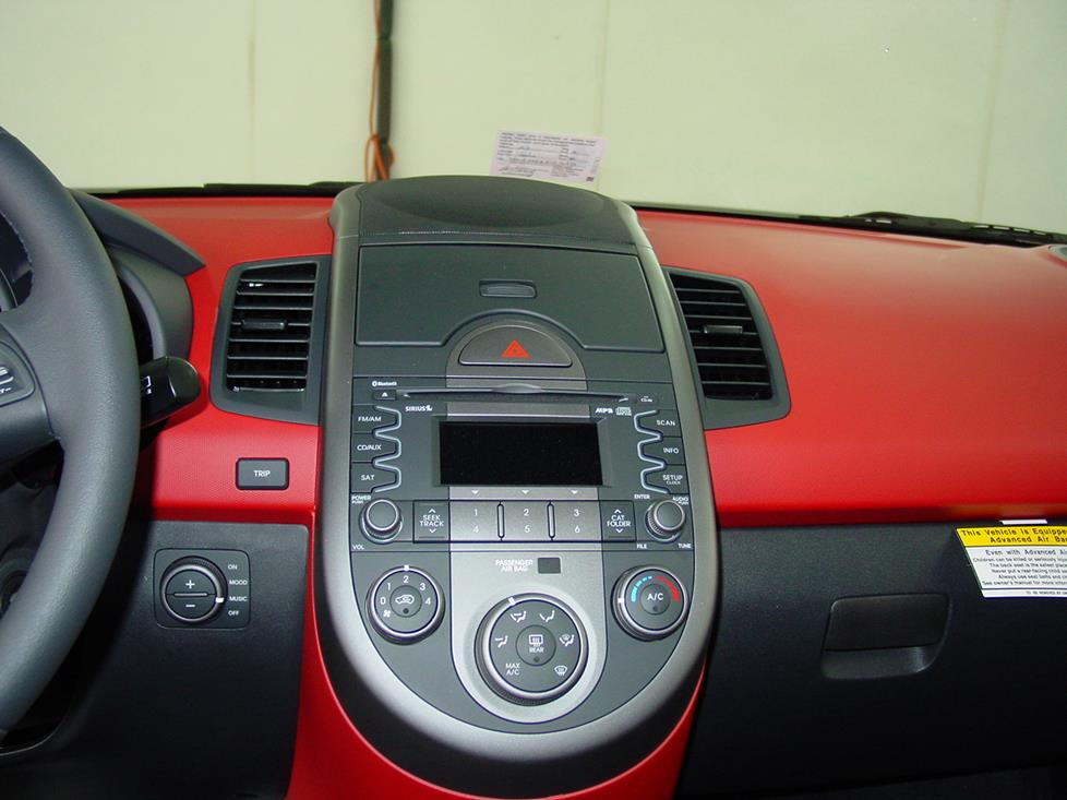 2012 Kia Soul Fuse Diagram