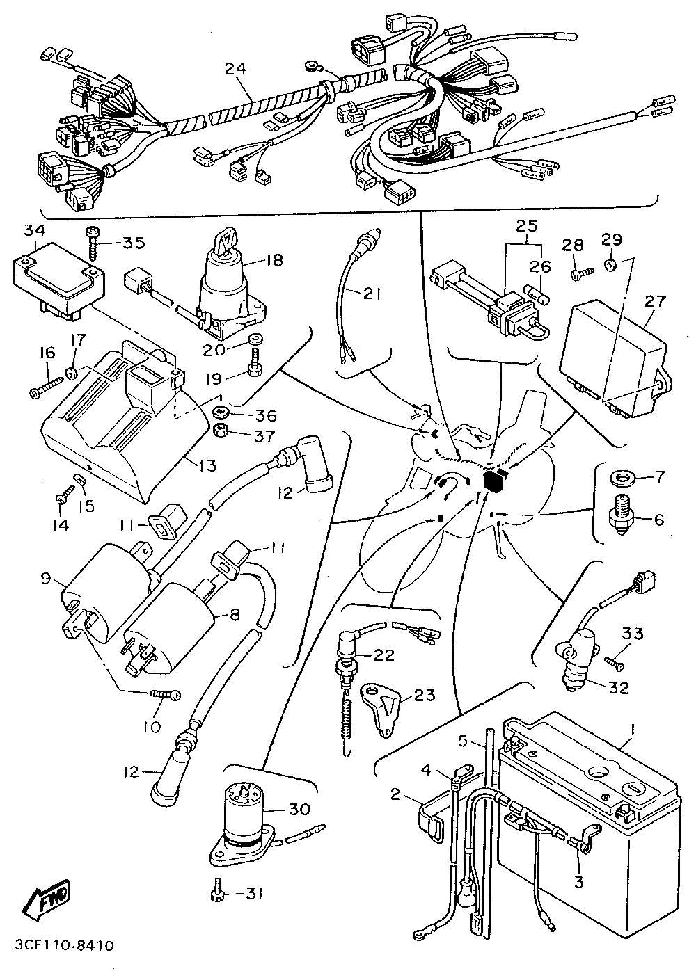 [DIAGRAM] 7 Pole Trailer Plug Wiring Diagram Bat Stay On