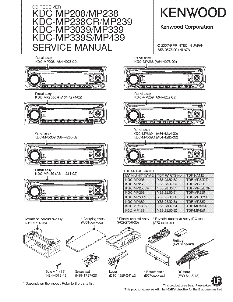 Wiring Diagram Kenwood Car Stereo Kdc-210U Installation Guide from i0.wp.com