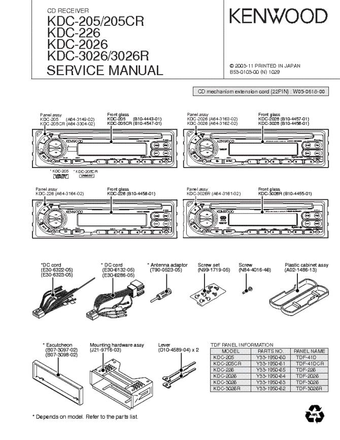 kenwood kdc 348u wiring diagram  tj fuse box  piooner
