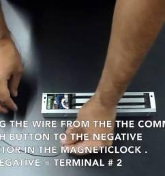 acces control wire diagram [ 1280 x 720 Pixel ]