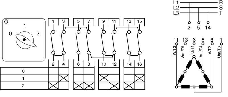 [DIAGRAM] Salzer Rotary Cam Switch Wiring Diagram FULL