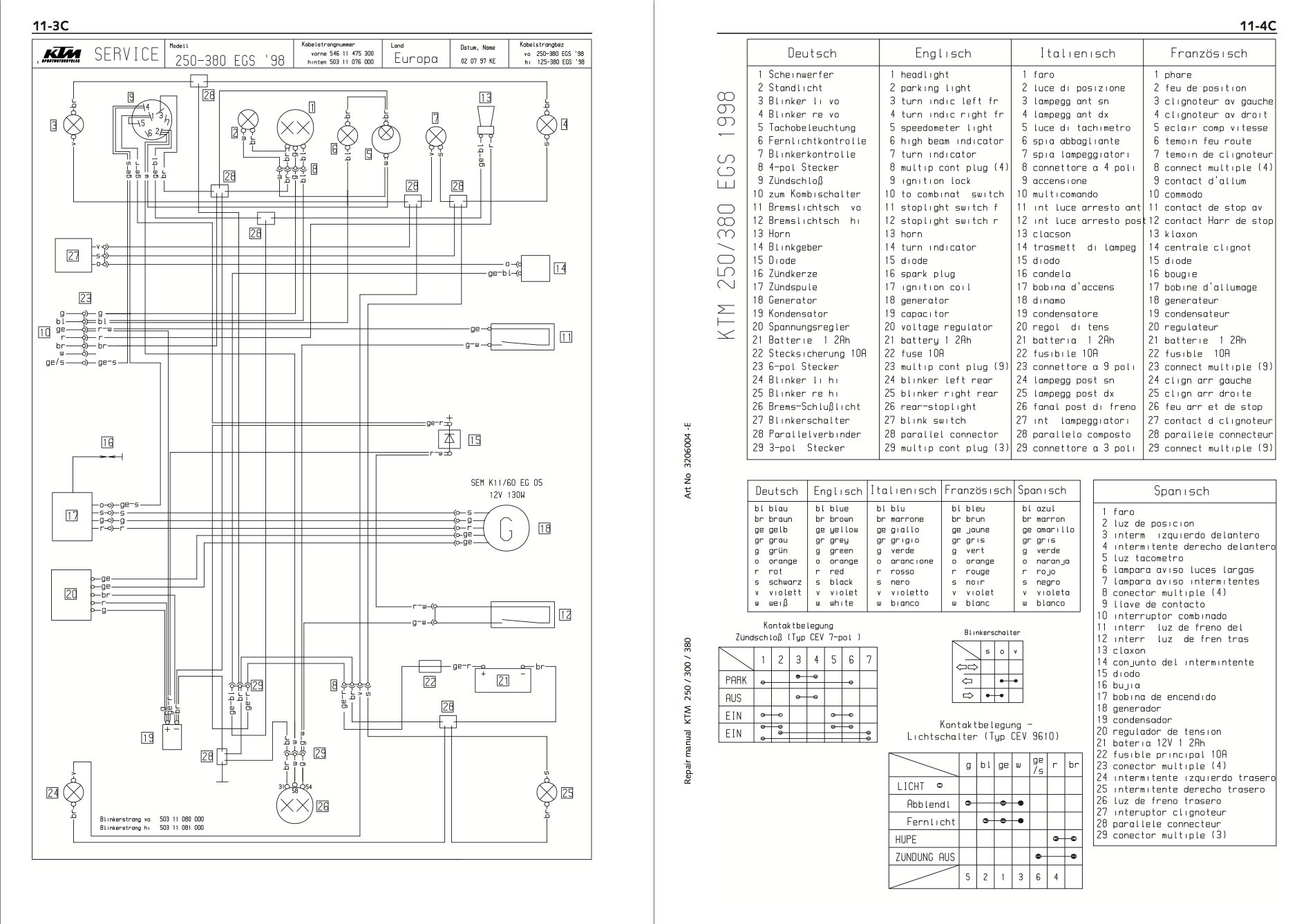 Ktm 950 Adventure Wiring Diagram