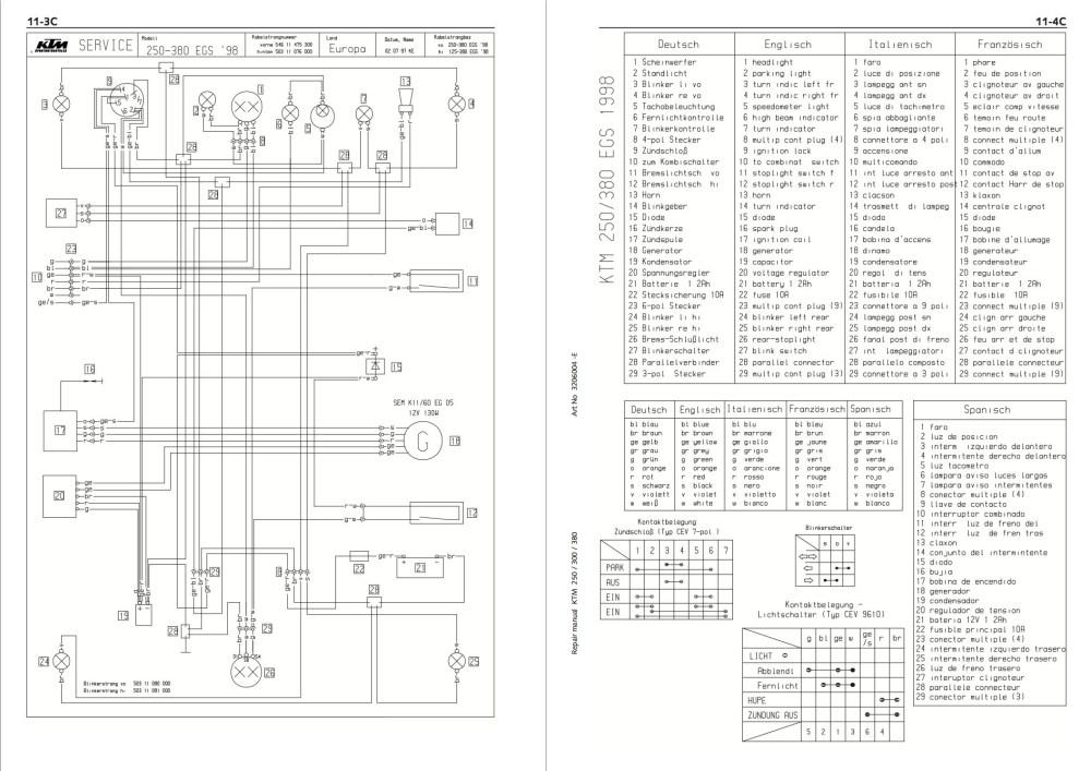 medium resolution of ktm 300 headlight wiring wiring diagramktm 300 headlight wiring