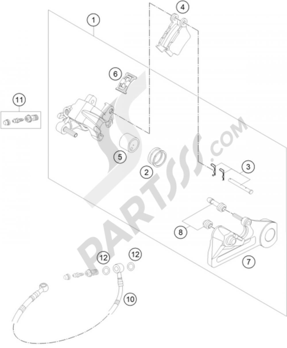 hight resolution of ktm 520 exc wiring diagram