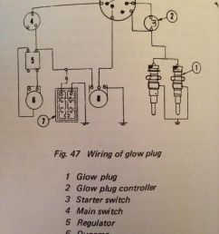 glow plug controller wiring diagram [ 768 x 1024 Pixel ]