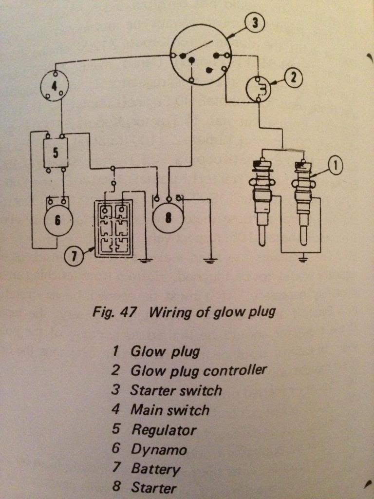 hight resolution of glow plug controller wiring diagram