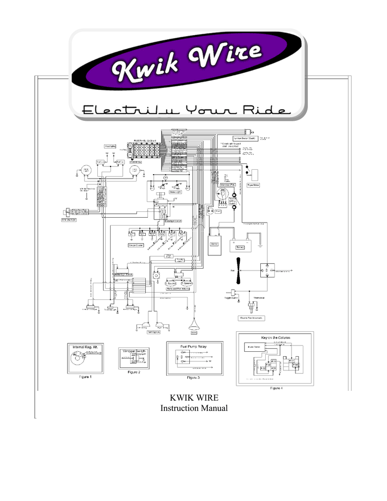 Kwik Step Wiring Diagram