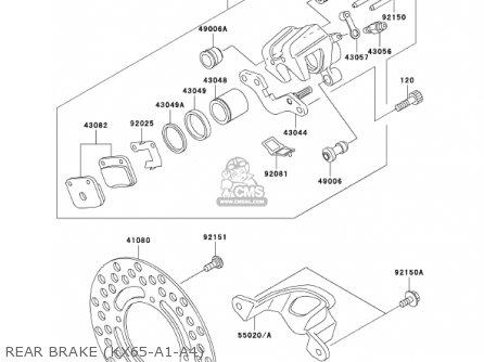 Kx65 Clutch Diagram