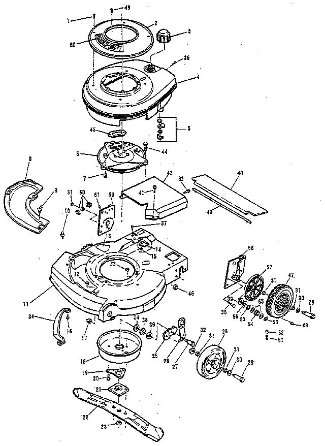 Lawnboy 10323 Parts Diagram