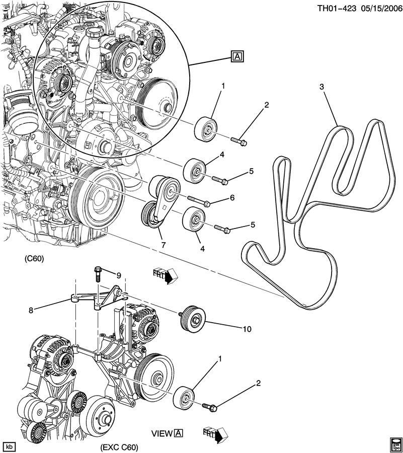Lb7 Belt Diagram