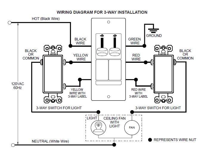 Legrand Dimmer Wiring Diagram