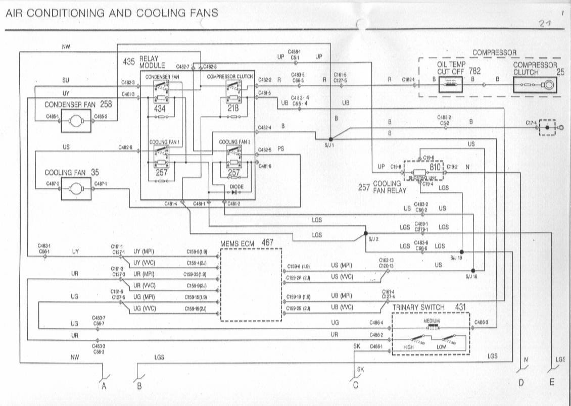 hight resolution of central air conditioner thermostat wiring diagram