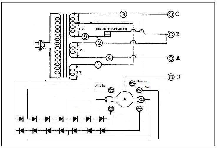 Lionel Kw Transformer Wiring Diagram