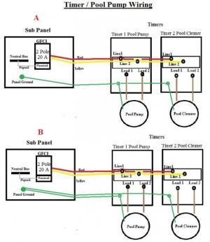 Livewell Timer Wiring Diagram