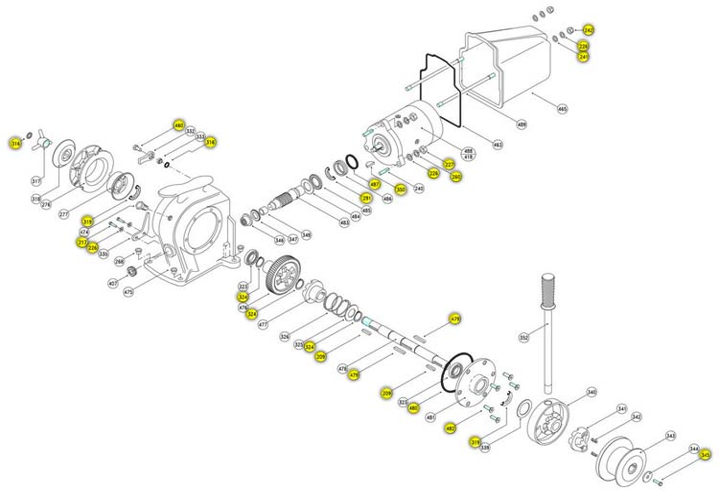 Lofrans Tigres Windlass Wiring Diagram