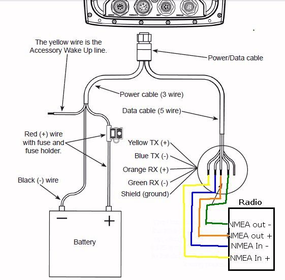 [DIAGRAM] Nmea 0183 Lowrance Elite Wiring Diagram FULL