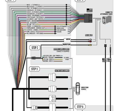 small resolution of  idatalink maestro sw wiring diagram on haier wiring diagram technical pro wiring diagram