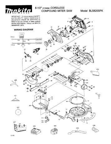Makita 9505bh Wiring Diagram