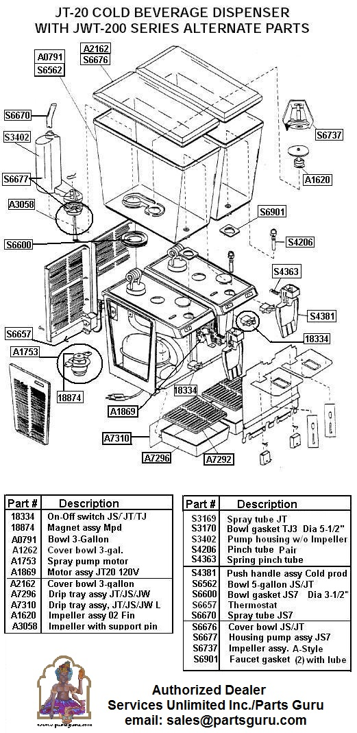 Mars 10465 Wiring Diagram