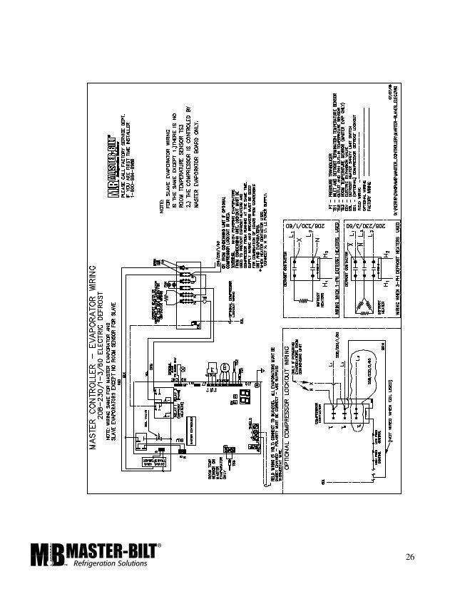 Masterbuilt Fridge Wiring Diagram