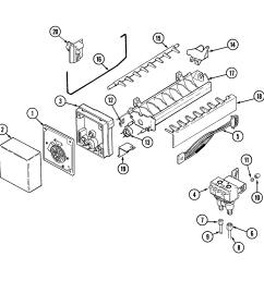 kenmore ice maker wiring diagram [ 2009 x 2021 Pixel ]