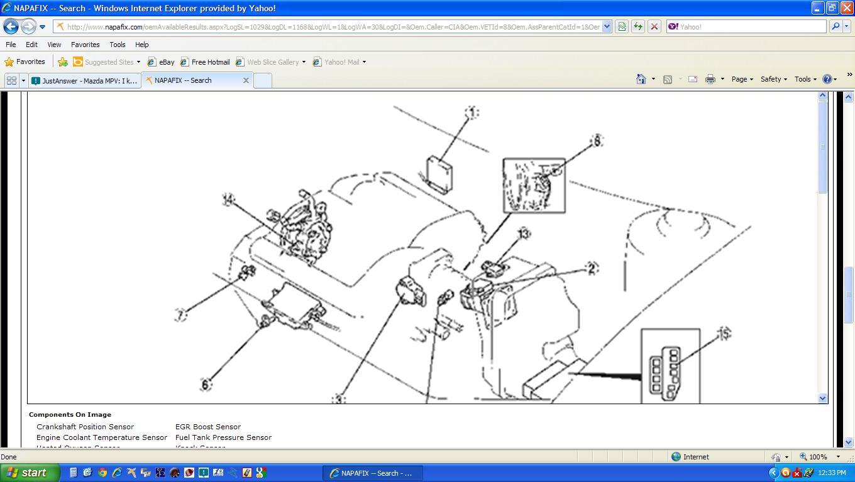 hight resolution of mazda mpv cooling diagram