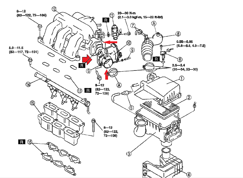 Mazda Turbo 2 Tps Wiring Diagram