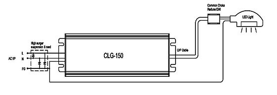 Mean Well Hlg-320h-48b Wiring Diagram