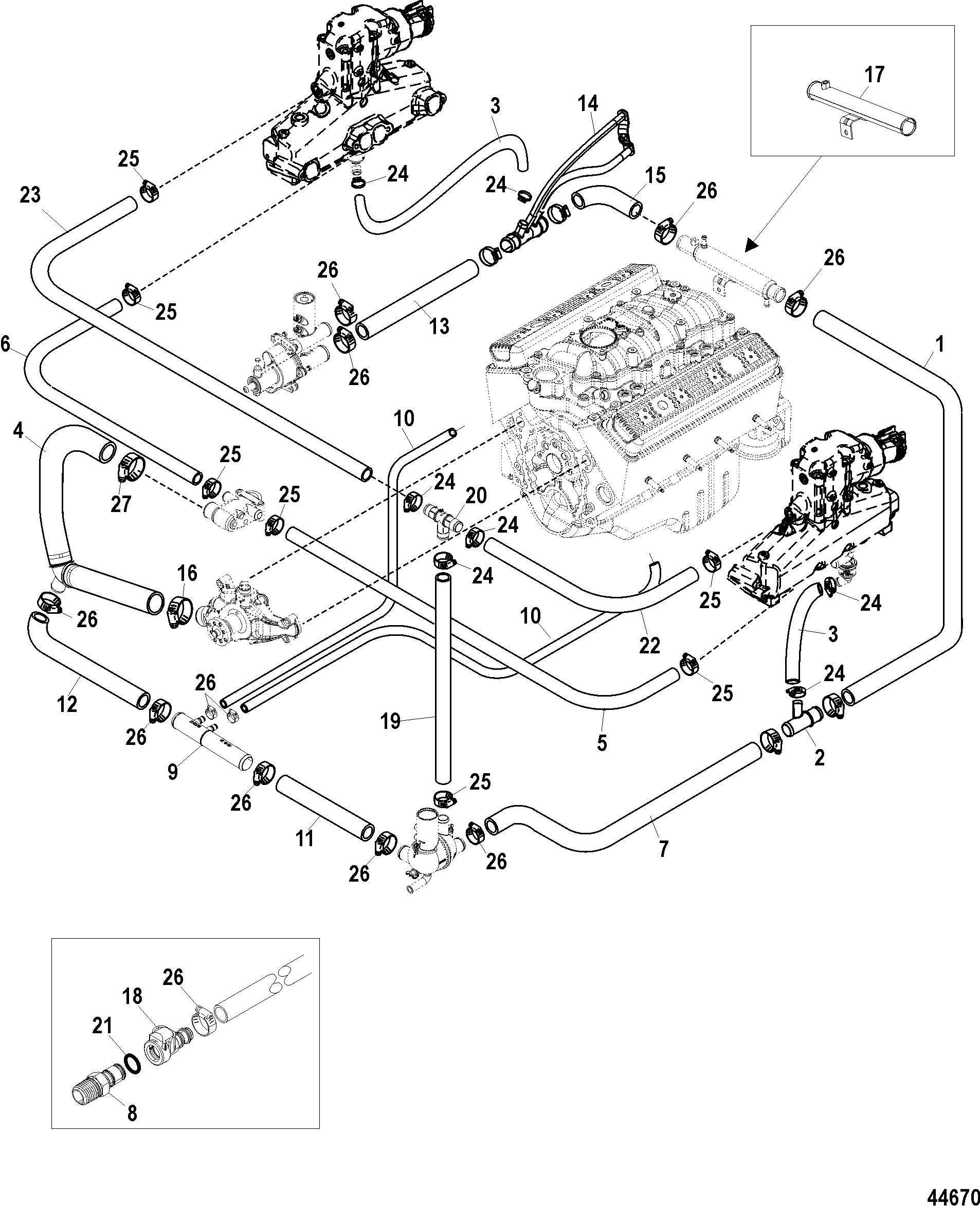 Mercruiser 5.0 Mpi Wiring Diagram