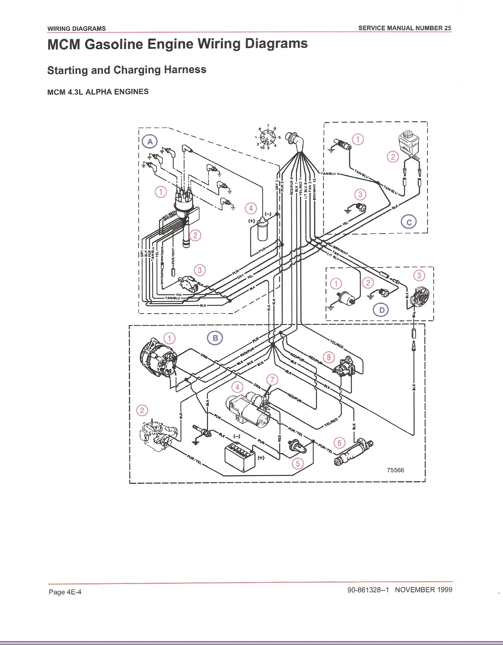 hight resolution of ignition module wiring harnes