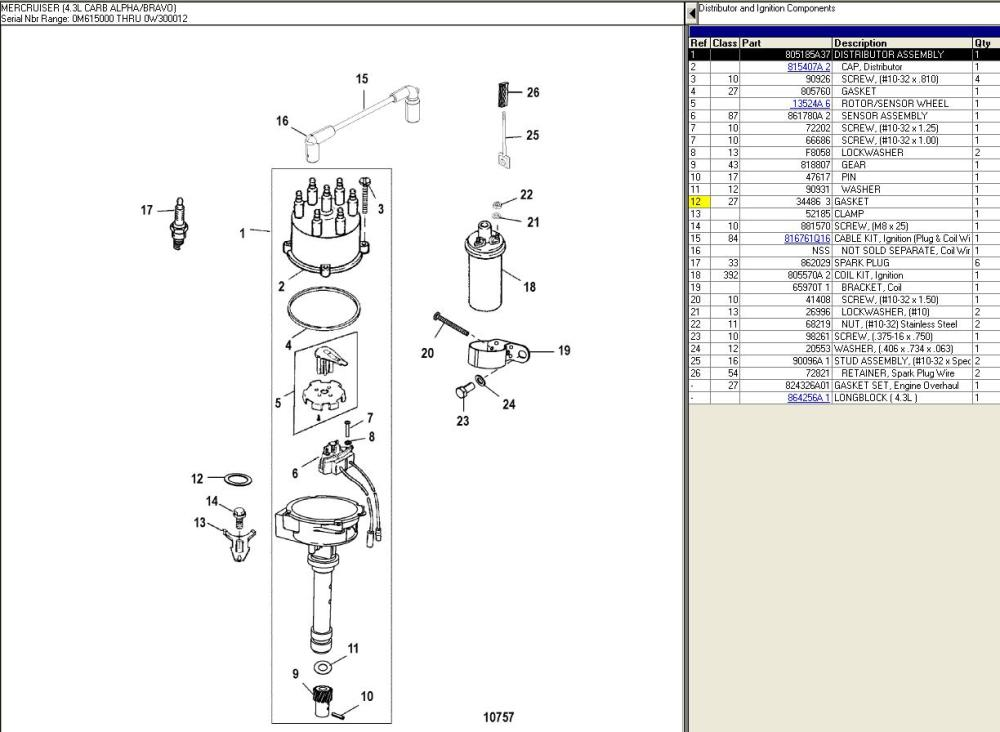 medium resolution of mercury outboard thunderbolt iv ignition control wiring diagram