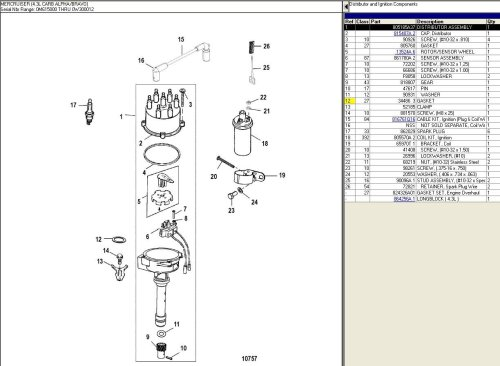 small resolution of mercury outboard thunderbolt iv ignition control wiring diagram