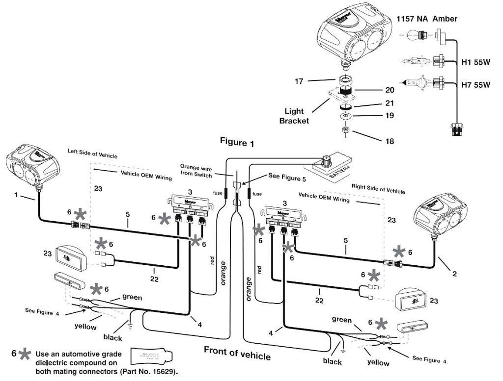 Meyer Slik Stik Wiring Diagram