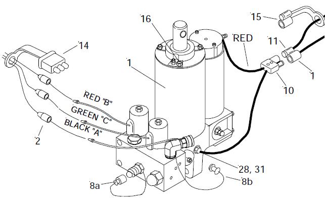 Meyers Snow Plow E47 Wiring Diagram