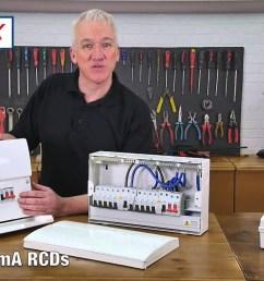 17th edition consumer unit wiring diagram [ 1280 x 720 Pixel ]