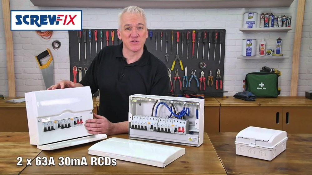 medium resolution of 17th edition consumer unit wiring diagram
