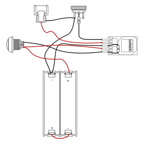 Mod. Ad50usl5 Wiring Diagram