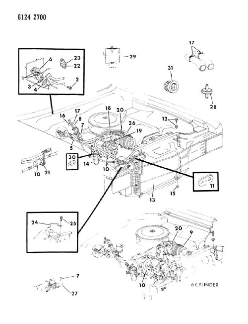 small resolution of 258 jeep engine wiring diagram