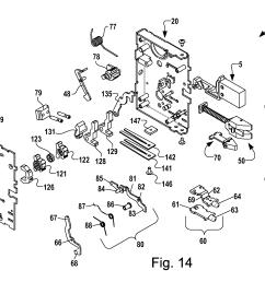 corbin mortise lock wire diagram [ 3117 x 2082 Pixel ]