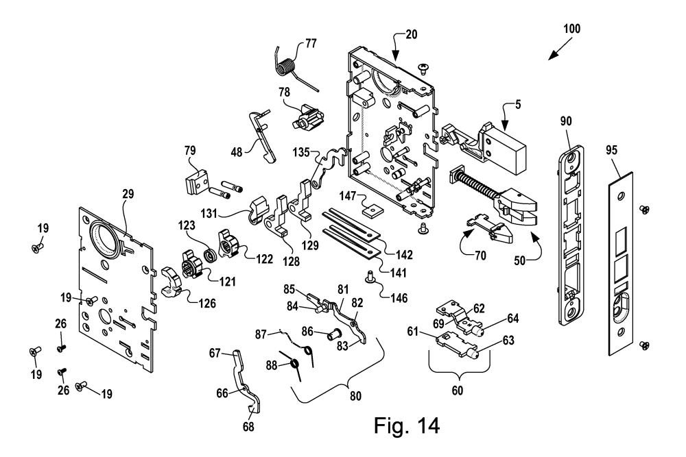 medium resolution of corbin mortise lock wire diagram