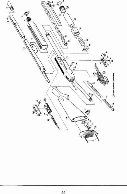 Mossberg 702 Plinkster Parts Diagram