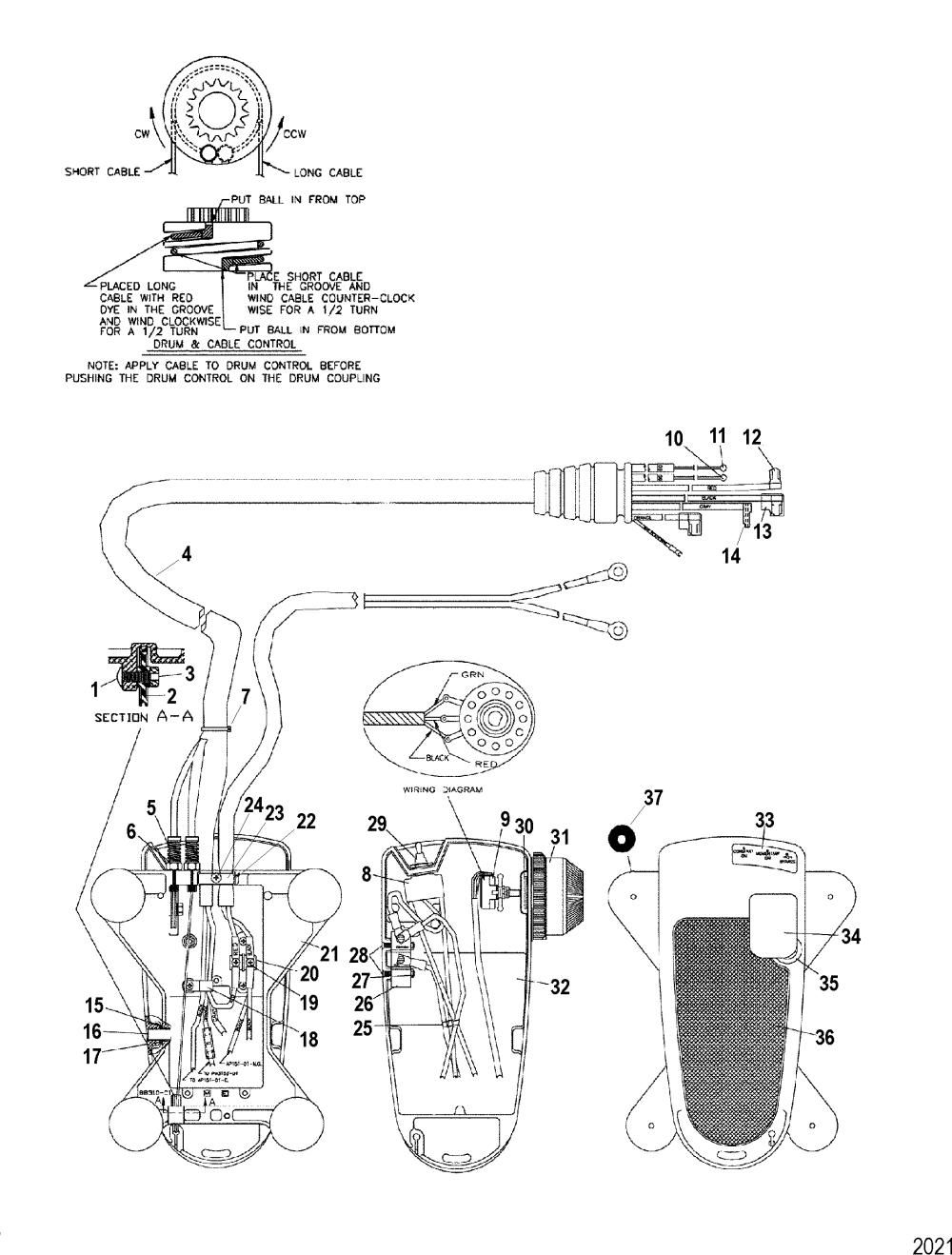 medium resolution of motorguide wiring diagram 12v